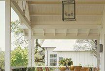 Backyard Porches