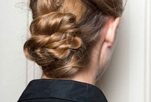 my hair, does not care / by Jen Kerr