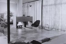Eero Saarinen / The timeless, iconic furniture classics designed by Eero Saarinen and manufactured by Knoll