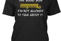 Band / Yes, I am a band geek.