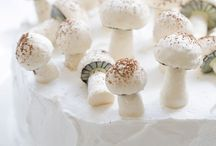 mushrooms / by Uyen Luu