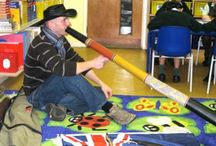 Australia / Didgeridoo workshops for schools / Australia / Didgeridoo workshops for schools by Jonny Cope