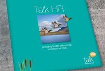 Talk HR / Design for print