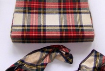 Tartan + Plaid / Mood board for sew projects - Inspiration an ideas