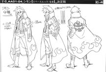 Gainax Art / Artwork and sketches made by Gainax or remind me of Gainax. Also fan art that reminds me of them too