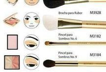 Makeup tools and how to use