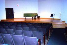 Cox Snow Recital Hall