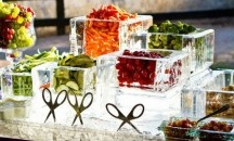 Parties - food display stations