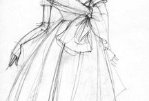 mode/styliste/dessin