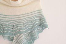 Knit & crochet - shawl & scarf