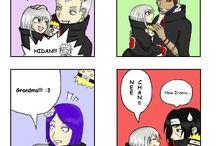 Akatsuki funny Moments