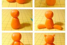 Magic model clay