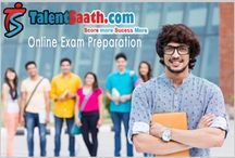 Talentsaath - Online Exam Preparation