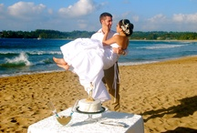 Kauai Beach Weddings / Kauai beach weddings are an incredibly romantic and wonderful way to get married. Check out our collection of favorites! #kauaibeachweddings
