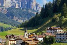 Dolomiti e Val di Fassa
