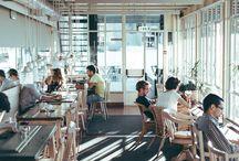Coffee shop/ creative shop