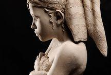 Sculture di argilla