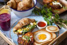 Healthy indulgent Breakfast | Brunch
