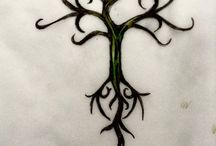 yggdrasil tatoo