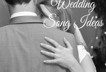 Wedding songlist