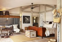 Tented Camps / Africa's best tented camps.