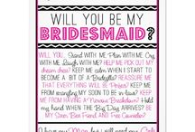 """""""Will You Be My"""" Cards"""