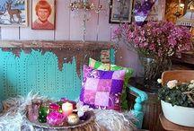 Gypsy-Bohemian Home