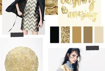 Fashion moodboard ideas / Inspiration for doing amazing fashion moodboards.