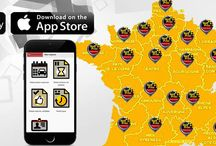 APPLICATION TAXI PROXI FRANCE / taxiproxi.fr  Application .Site web et site web mobile pour visualiser et réserver les taxis libres en temps réels #FRANCE   FRANCE taxiproxi.fr