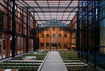 Krakow&Stuttgart architecture