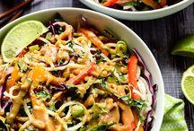 Veggie Noodle Recipes / Recipes using veg noodles