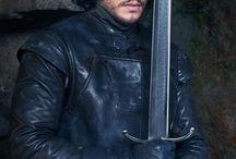 Jon Snow is Kit Harrington