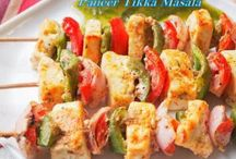 Panner Tikka Masala / most popular recipe of Indian people with fooodiz a indian food items recipes site