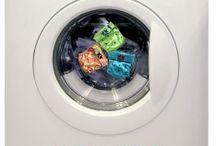 Laundry fixes / by Debbie Welchert