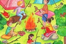 Inspiratie voor vakantiemiX boeken / Voorjaarvakantie, Meivakantie,  Zomervakantie,  Herfstvakantie,  Kerstvakantie