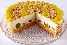 smaragd torta