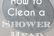 CLEAN: Bathroom / by Andi McDonald