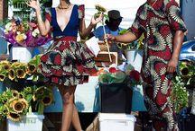Stylizacje afro