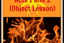 OBJECT LESSONS FOR YOUTH