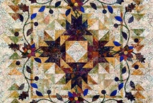 Quilting.... My first Love =) / by Vonnie Winters