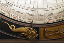 Astrolabes, astronomical clocks / Astronomy and astrology related instruments, tools, devices. Sundials, clocks, astrolabes, armillary spheres, telescopes.
