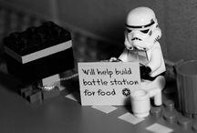 Star Wars/Legos/Star Trek:) / Anything Star Wars or Lego! / by Logan O'Bier