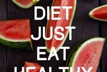 Healthy Eating / by Hendel