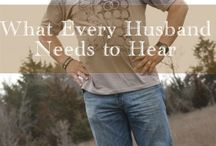 For The Hubby / by Jenna Fatula