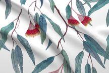 Textile Design / Textile Design, Farbrics, Patterns