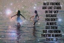 Teksten vriendschap