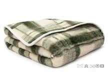 Blanket -Ulltäcke / 100 % wool - ull Merino