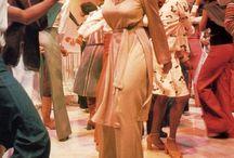 Soul train dancers / Les danseurs noir américains de l émission Soul Train