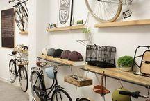 Fahrrad aufhängen