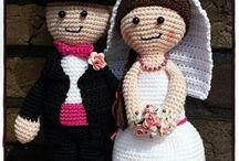 Bruidspaar haken